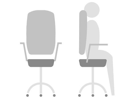 Executive office chair category image